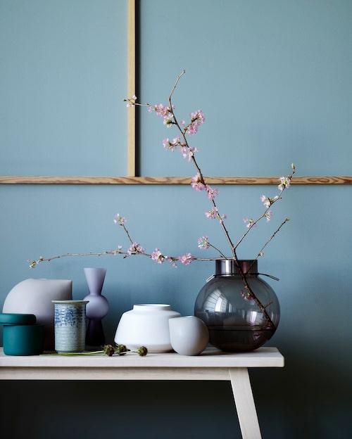 Vackra krukor och vaser från Åhléns.