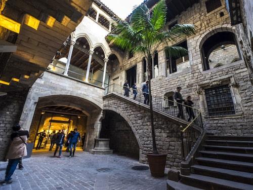 Stadens mest besökta museum.