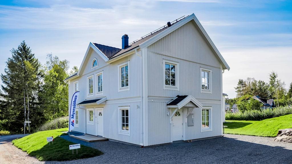 Mästergården från Myresjöhus.