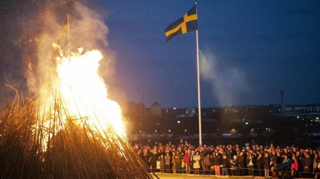 År 1818 inföll den på samma dag som valborgsmässoafton. Det händer igen år 2285.