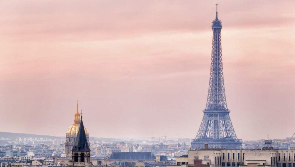 Det tog två år, två månader och fem dagar att bygga Eiffeltornet.