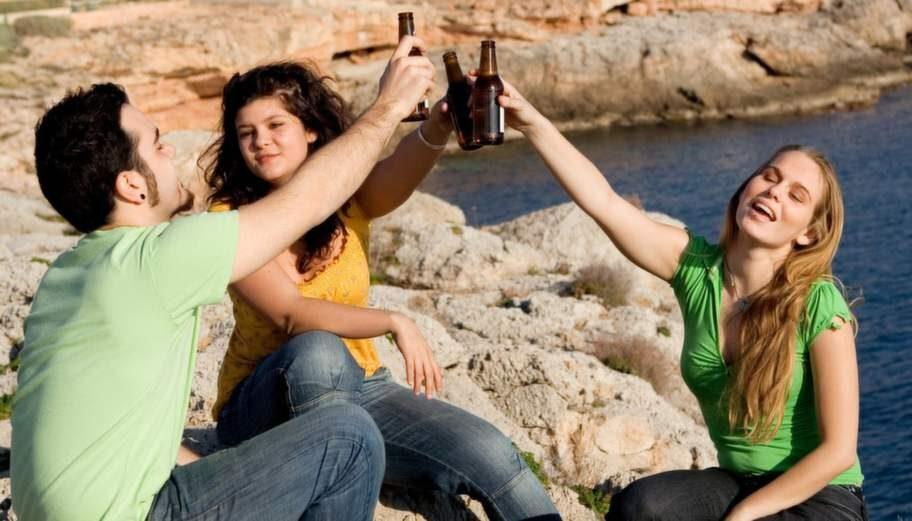Risktagarbeteende är en av tonårstidens fällor, men alla typer av detta beteende är inte negativt.