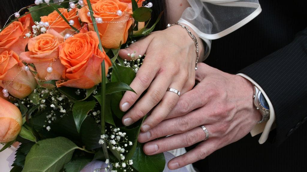 Enligt en ny studie från Nederländerna blir du både mer förlåtande och får bättre självkontroll efter att du gift dig.