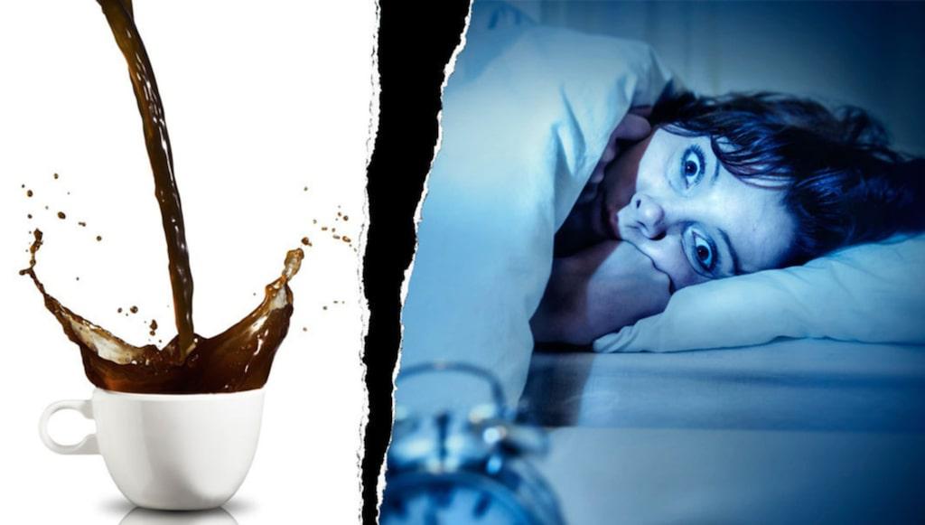 <p>Svårt att sova? Då kan den sista koppen kaffe vara boven.<br></p>