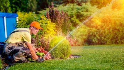 En vacker, grön och frodig gräsmatta skänker så oerhört mycket glädje. Men hur får man då till en riktigt fin och perfekt gräsmatta egentligen?