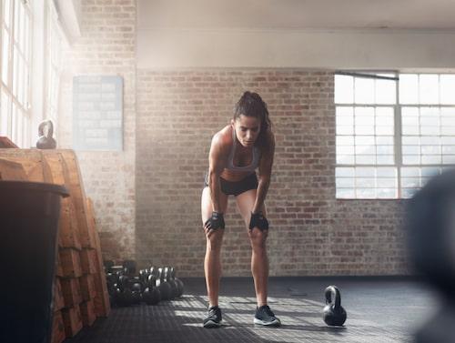 Sänkt ork, ingen lust att träna - eller plötsligt en omöjlighet att få in träningen i schemat?