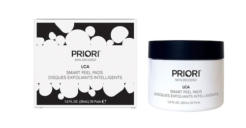 LCA Smart Peel Pads, Priori