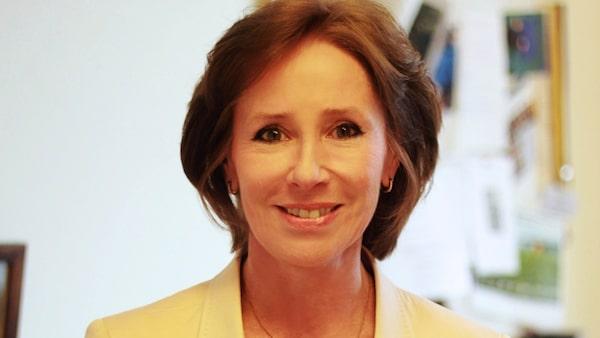 Professor och överläkare Angelica Lindén Hirschberg.