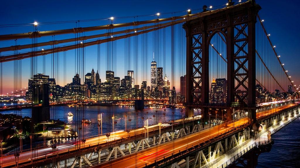 Just nu är det dyrt att semestra i New York och flera andra städer på grund av valutakursen.