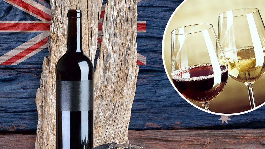 Australiens vinregioner bjuder på både röda och vita förstklassiga viner. Allt om Vins Andreas Grube ger dig sex vintips i olika stilar.