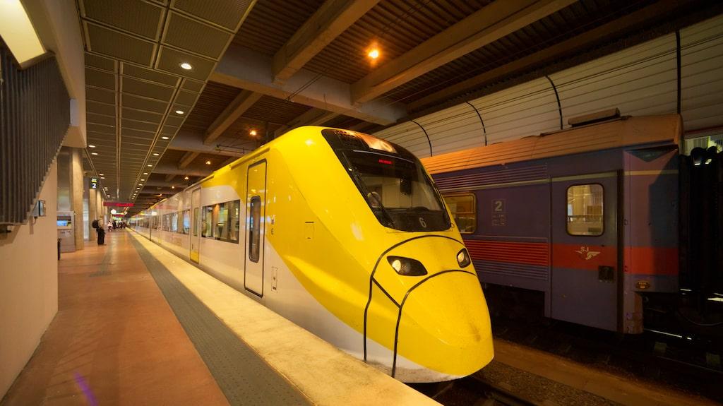 Arlanda Express går oftast snabbast från centralen.