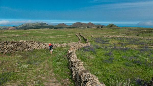 Vandringen i El Hierro är som att vandra rakt in i en sagobok.