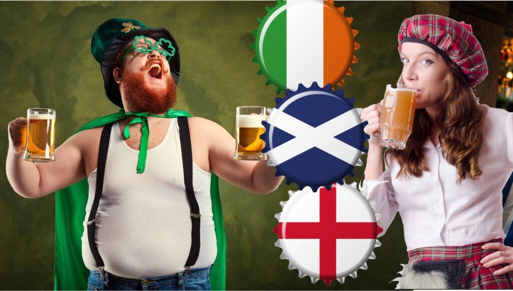 England, Irland eller Skottland? Har du koll?