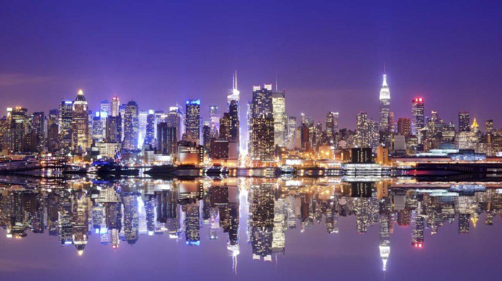 Bor du i Brooklyn får du utsikten över Manhattans skyline på köpet.
