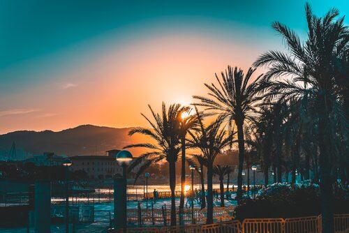 Reser man till Palma under september fram till början av november undviker man turistströmmarna.