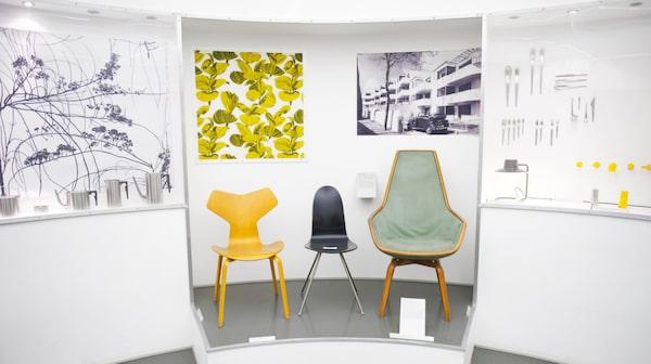 Designmuseum Danmark har alla danska designkändisar.