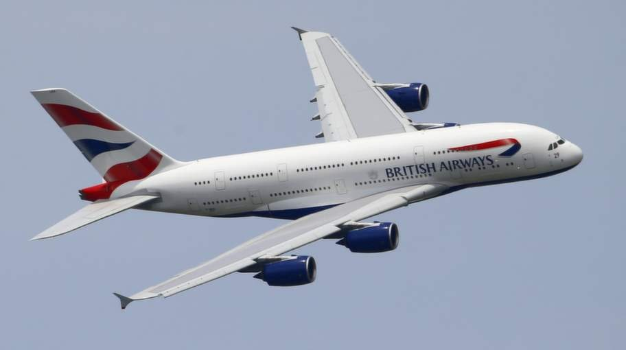 British Airways: Ställde in flight på grund av dåligt väder medan andra bolag flög.