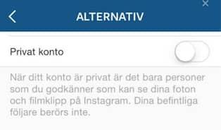 hur får man mycket följare på instagram