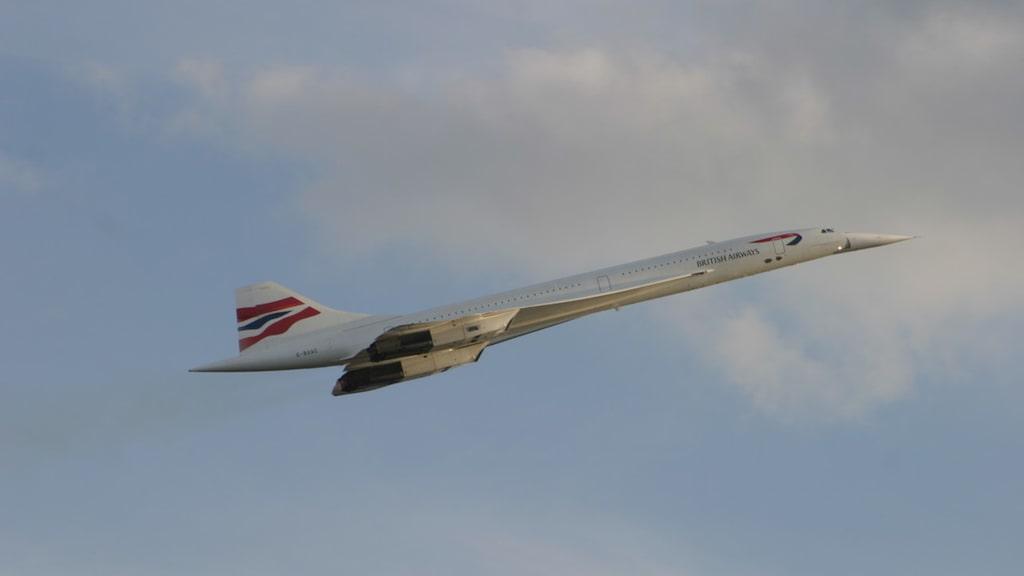 Den berömda flygplansmodellen fann i trafik från 1976 till 2003.