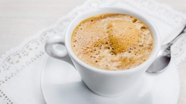 Kaffebönan innehåller samma fibrer som lök.