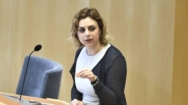 SD-toppen Paula Bieler utsatt för judehat