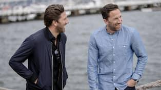 Henrik Och Joel Lundqvist I Goteborg Stor Intervju