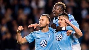 Bonke Innocent på väg att lämna Malmö FF e9519959fa347