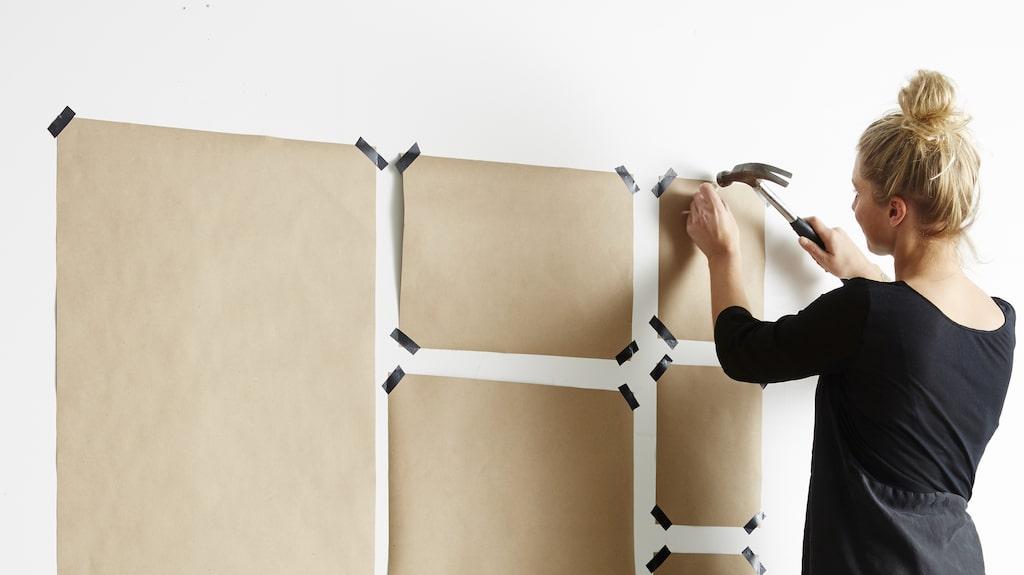 Så här kan du göra för att få finaste tavelväggen!