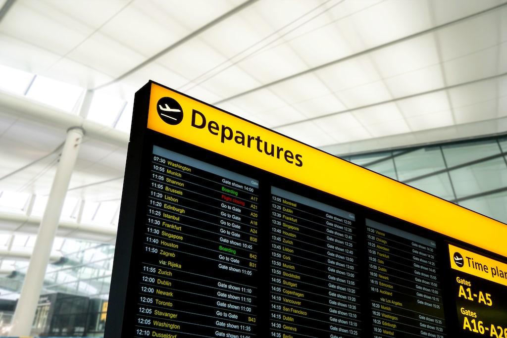Ha is i magen när du bokar flygbiljetter, det lönar sig att jämföra olika resesajter.