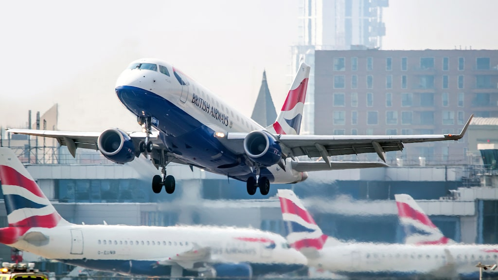 Vill det sig illa går piloterna på British Airways i strejk under tre dagar i september.