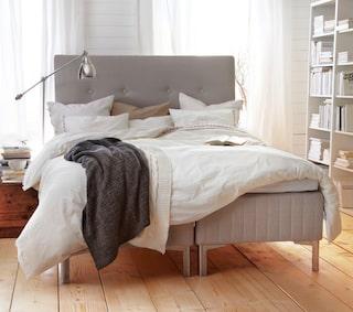 Fräscha GUIDE: Köpa säng – 8 tips när du ska välja ny säng & madrass WC-39