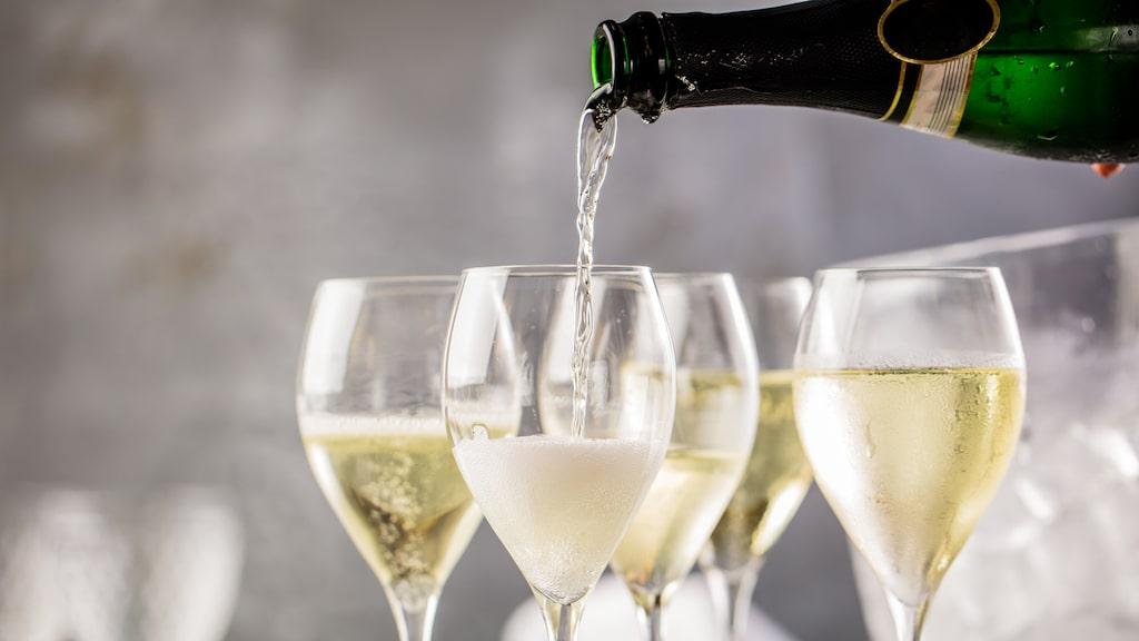 Det är stor skillnad på till exempel prosecco och champagne, både när det gäller tillverkning och smak.