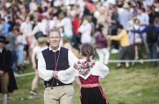 Tre myter om firandet av midsommar