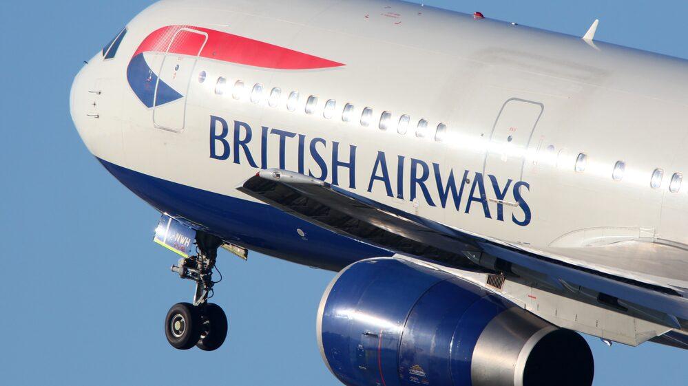 Passagerarna som skulle flyga med British Airways från Berlin till London Heathrow drog en nitlott.