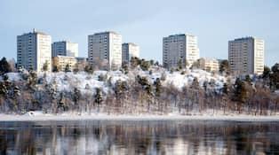 Stockholms bostader langt ifran dyrast