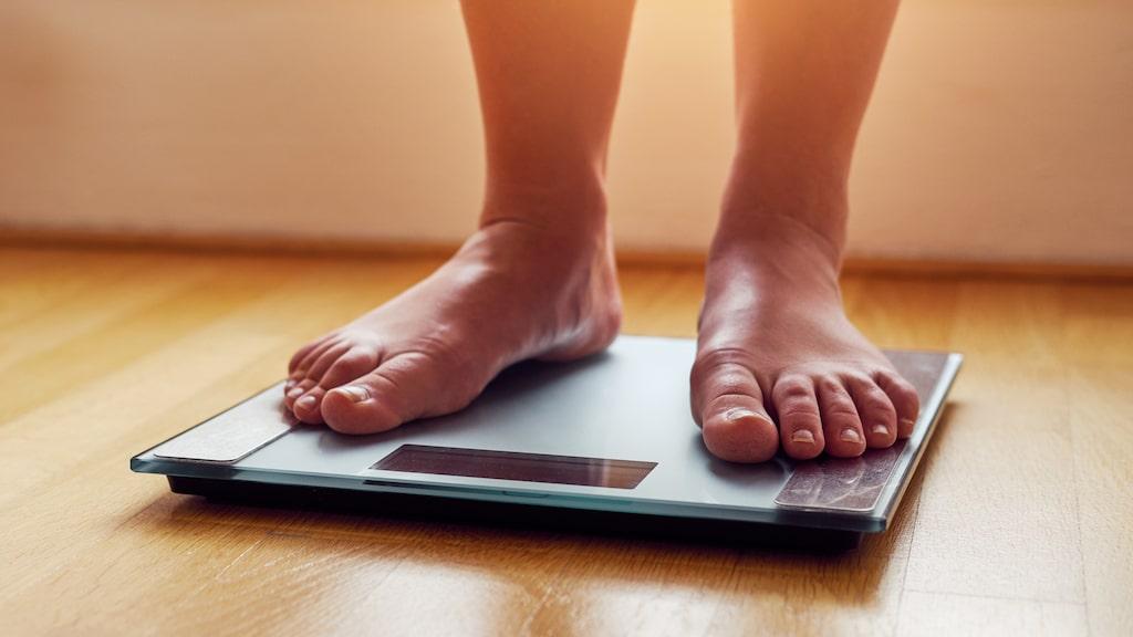 Om du exempelvis går ner i vikt, trots att du äter, kan vara ett varningstecken.