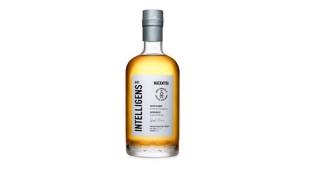 Bakom whiskyn står bland andra svenska tillverkaren Mackmyra.