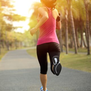 hur ofta ska man jogga