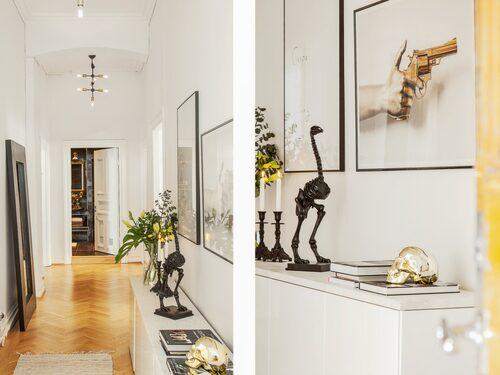 Hallen är viktig när du säljer din bostad – det är det första intrycket en eventuell köpare får.