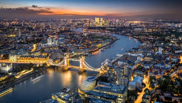 London lockar 27 miljoner turister varje år.