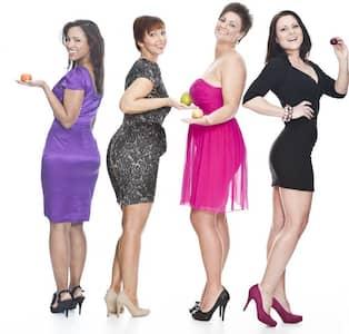 4f933771ca7 Välj rätt klänning för just din figur | Nöje | Expressen