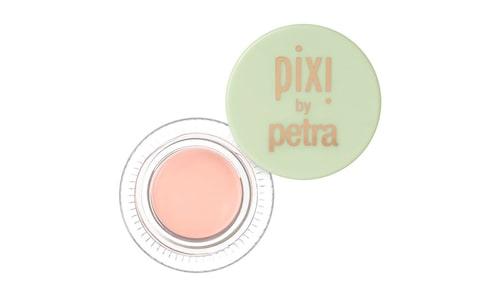 Correction concentrate concealer från Pixi by Petra är en flytande corrector som kommer i två utföranden: en rosa och en persikofärgad.